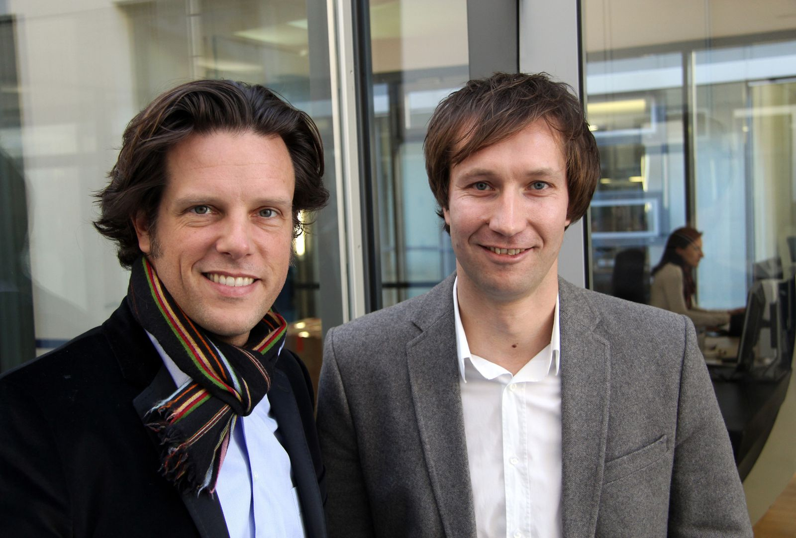 Florian Haller - Inhaber Agentur Serviceplan / Markus Noder - Li