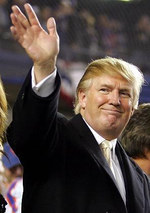 """Ego-Star Trump: """"Ein Meisterwerk"""""""