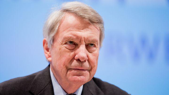 Bayer-Chef Baumann: Die Wegbereiter des neuen CEO