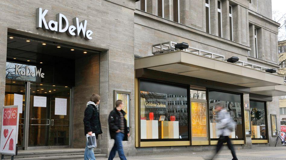 KaDeWe in Berlin: Bislang floss das Geld für die Modernisierung vor allem in Karstadts Premium-Häuser