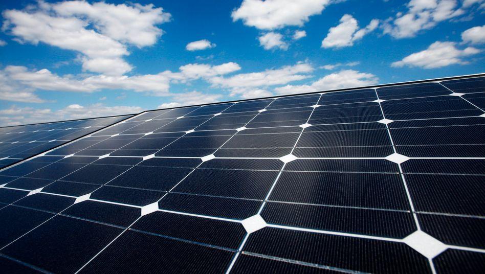 Stehen in der Kritik: Solardächer und der Service von der Tesla-Tochter Solarcity