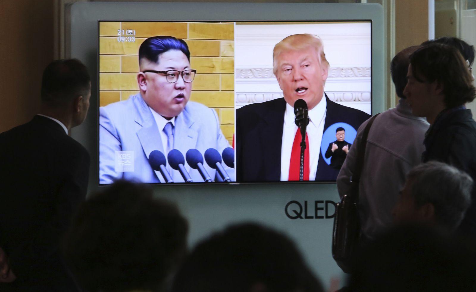 Nordkorea verkündet Aussetzung seiner Atom- und Raketentests