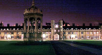 Trinity College, Cambridge: Glanzpunkt für jede Akademiker-Laufbahn