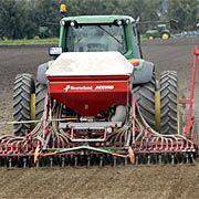 Landmaschine: Das wirtschaftliche Umfeld sorgt dafür, dass seltener gedüngt wird. Zumindest der Umsatz des Düngerherstellers K+S siecht
