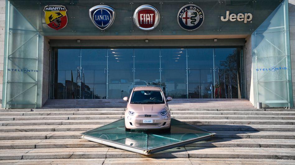 Der viertgrößter Autobauer der Welt: Stellantis überzeugt mit zweistelligen Gewinnmargen