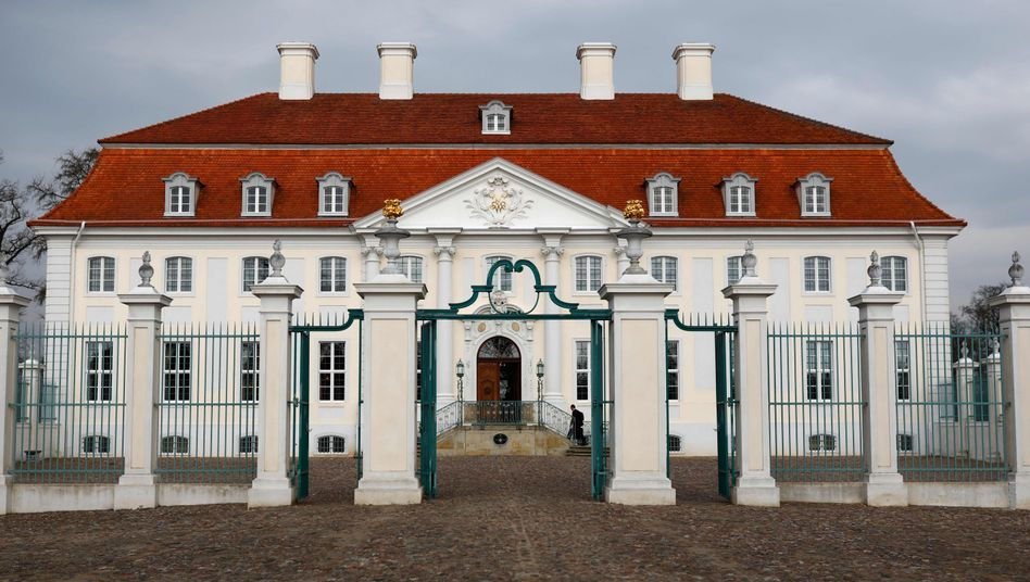 Schloss Meseberg: Das Anwesen 70 Kilometer nördlich von Berlin fungiert als Gästehaus der Bundesregierung. Der Unterhalt kostet jährlich fünf Millionen Euro. An gerade mal acht Tagen im Jahr wurde es in den vergangenen vier Jahren genutzt.