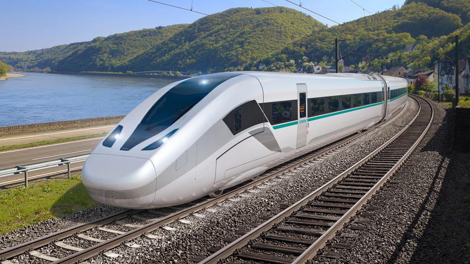 Hochgeschwindigkeitszug Velaro Novo: Siemens strebt weiterhin eine Bahn-Ehe mit Alstom an