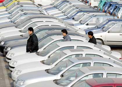 Hoffnungsmarkt: Nicht nur Volkswagen wittert in China das große Geschäft