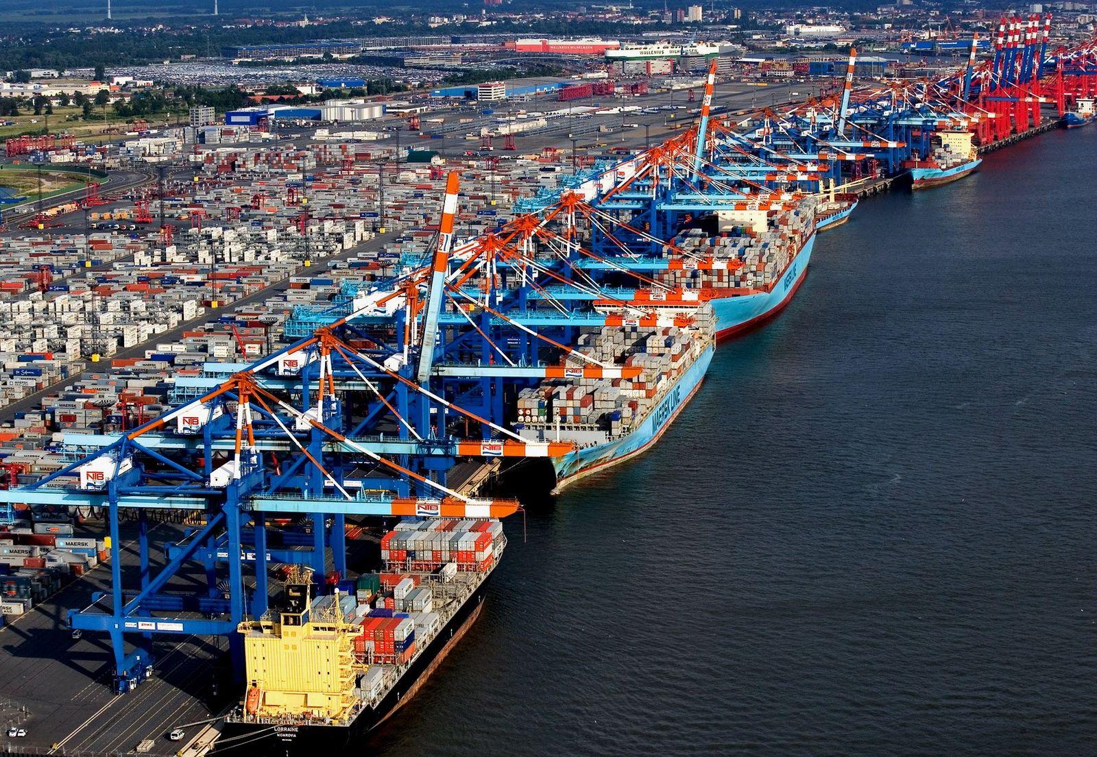 NICHT VERWENDEN Hafen Bremerhaven
