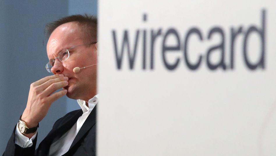 Unter Druck: Wirecard-Chef Markus Braun