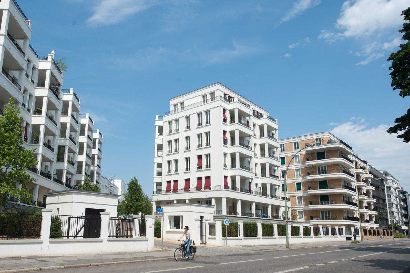 Berlin / Friedrichshain/ Immobilienmarkt