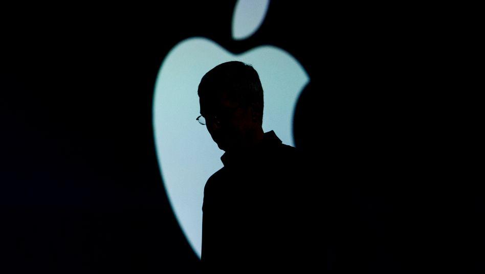 Wandel zum Aboverkäufer: Apple-CEO Tim Cook.