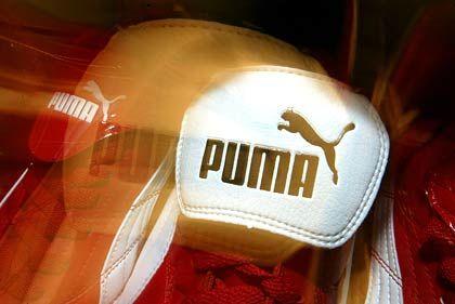 Der Renner des Jahres: Puma hat 2004 seinen Anlegern wieder Freude gemacht