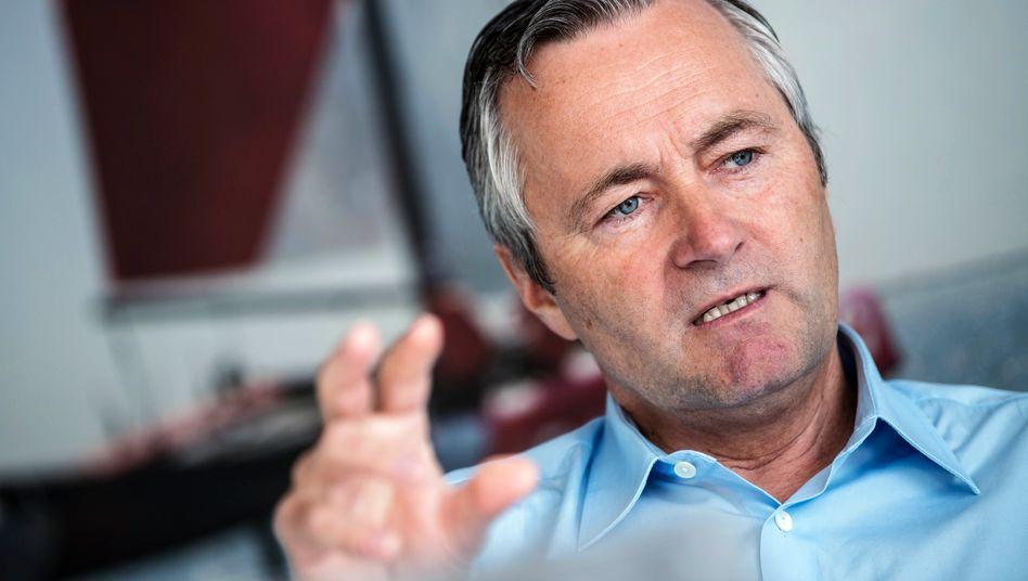 """Hannes Ametsreiter: """"Wir alle wollen zurück zu unserem Alltag"""""""
