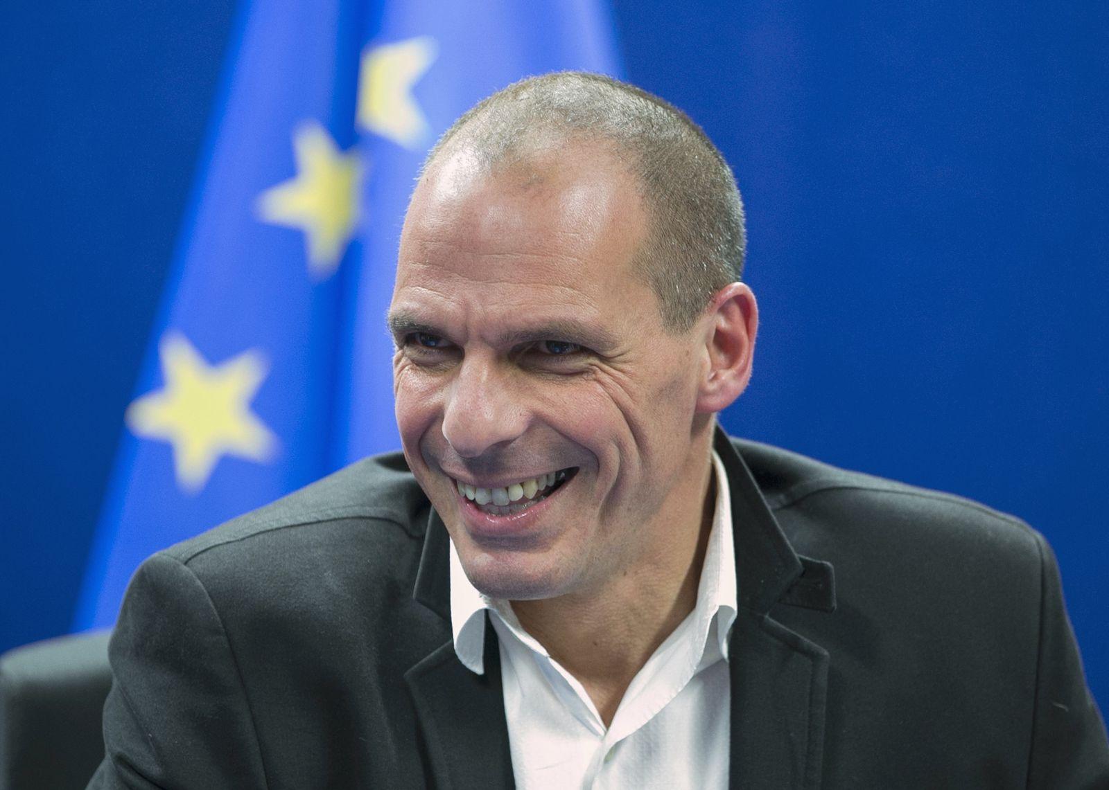 Brüssel/ Giannis Varoufakis