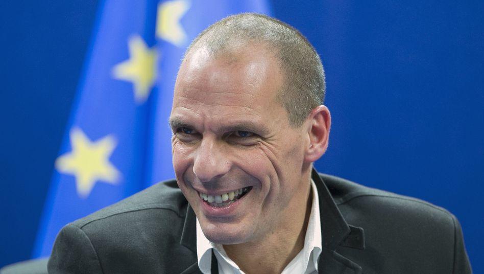 Was sind Zusagen aus Athen noch wert? Finanzminister Yanis Varoufakis schert sich wenig um seine jüngsten Reformversprechen