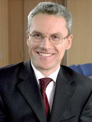 Aufsteiger: Spencer-Stuart-Deutschland-Chef Birkel