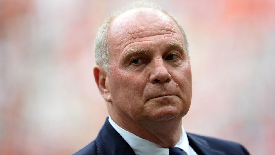 Bayern-Boss Hoeneß: Entscheidung nicht vor Ende September