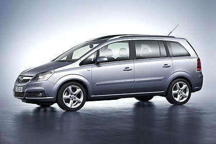 Will den Erfolg fortsetzen: Opel frischt den Bestseller Zafira auf