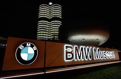"""BMW-Zentrale in München: """"Wir brauchen uns angesichts der aktuellen Lage nicht zu beschweren."""""""