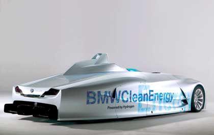Treibstofftausch: Wasserstoff wird in einem weitgehend konventionellen Ottomotor verfeuert