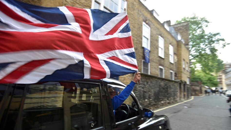 Und tschüss: Der Abschied der Briten bietet Europa neue Chancen