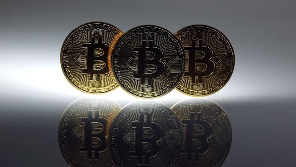Bitcoin: Beliebtes Zahlungsmittel in der Schattenwelt