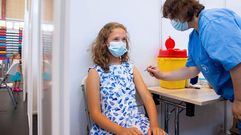 Soll es nun flächendeckend geben: Die Länder geben Grünes Licht für bundesweite Impfangebote für Jugendliche und Kinder ab zwölf Jahren