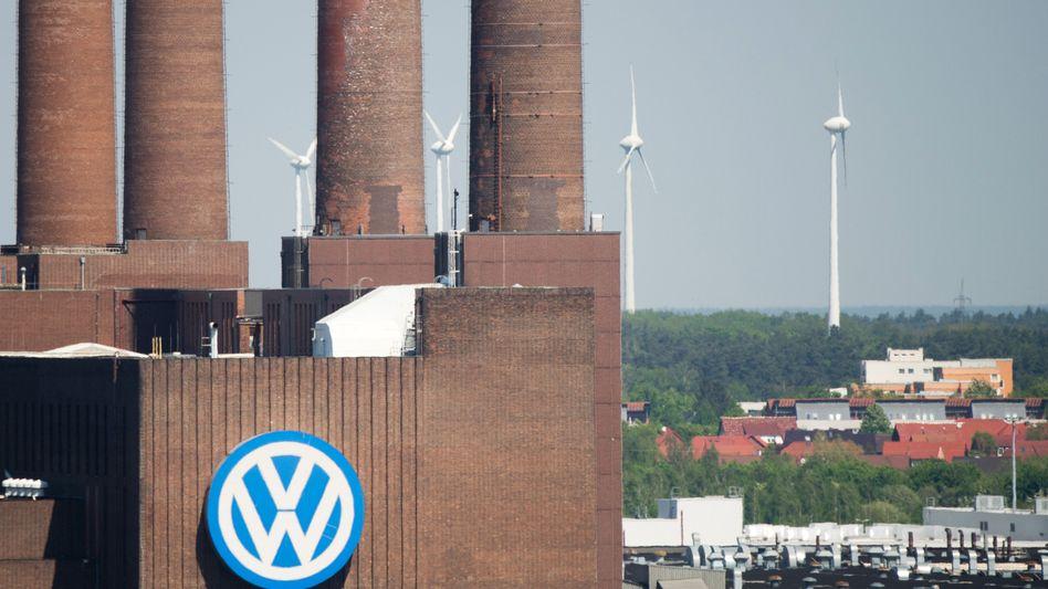 VW-Kraftwerk in Wolfsburg: Viel Geld für US-Kunden, kein Geld für deutsche Kunden