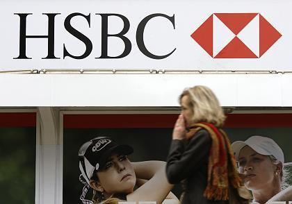 Großbank reagiert auf Krise: Die HSBC entlässt massenweise Mitarbeiter