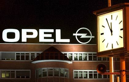 Opel-Werk in Bochum: Abbau von bis zu 12.000 Arbeitsplätzen in Europa