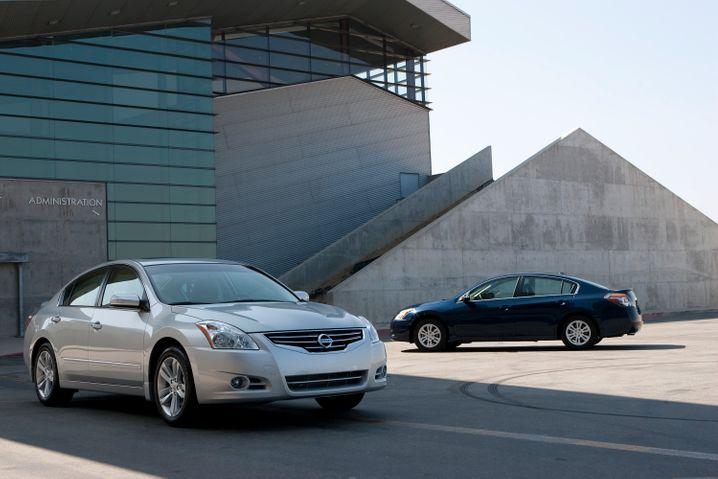 US-Fahrzeug von Nissan: 2,1 Millionen Fahrzeuge mussten die Japaner wegen eines fehlerhaften Relais nachbessern