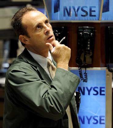 Wie schlimm wird die Flaute? An der Wall Street rechnen Investoren mit einer tiefen Krise