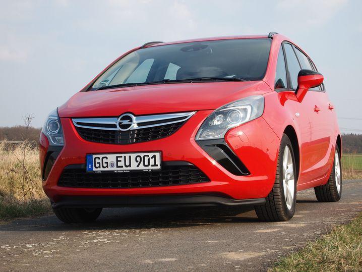 Opel Zafira Tourer: Die verkauften Gebrauchten sind im Schnitt ziemlich jung