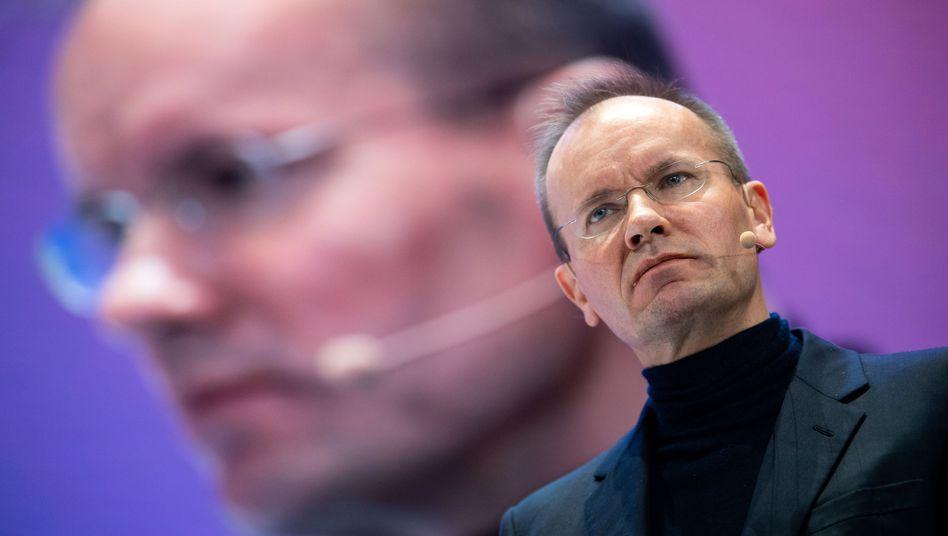 Jetzt geht es ans Privatvermögen: Der inhaftierte Wirecard-Chef Markus Braun