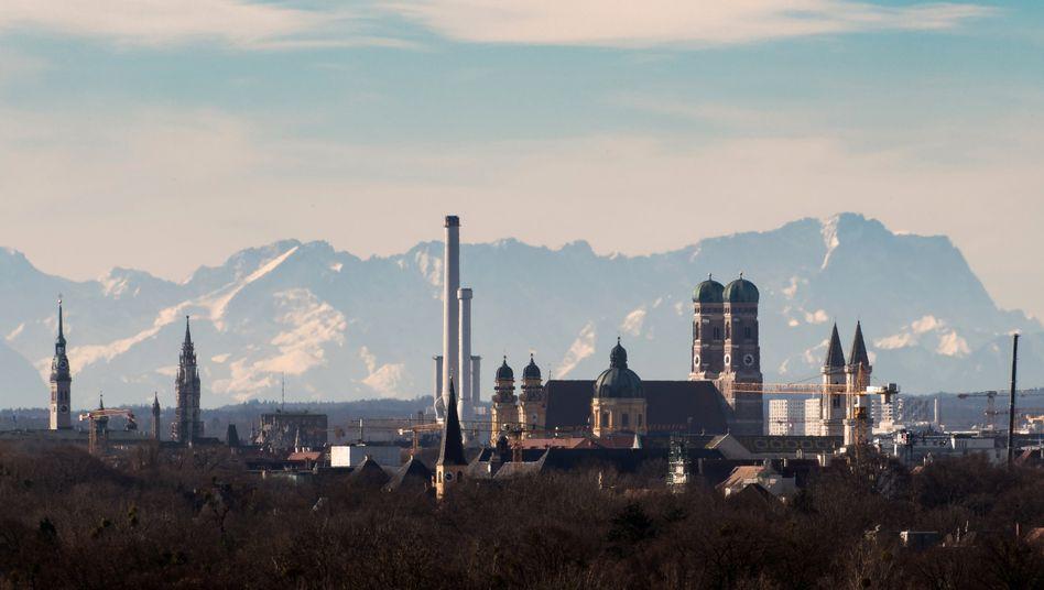 München: A bisserl was geht immer