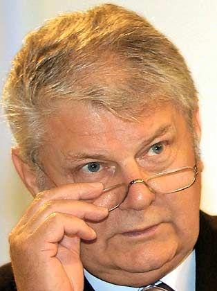 Nachfolger gesucht: Konzernlenker Rudolf Rupprecht verlässt Ende 2004 MAN