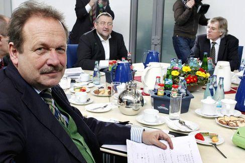 """""""Kernziele erreicht"""":Verdi-Vormann Bsirske"""