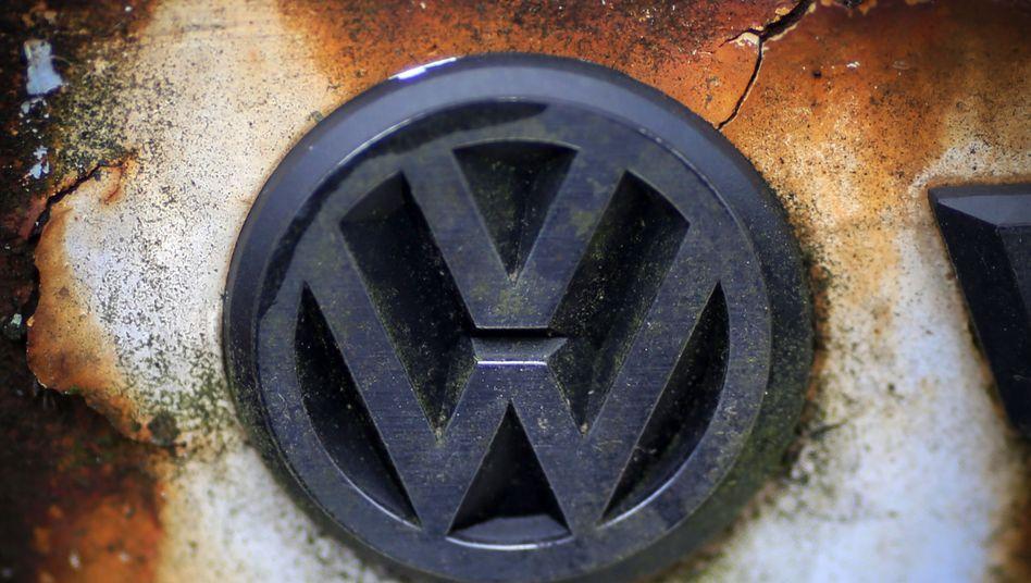 Unschön: Volkswagens Image hat unter dem Abgasskandal bereits erheblich gelitten.