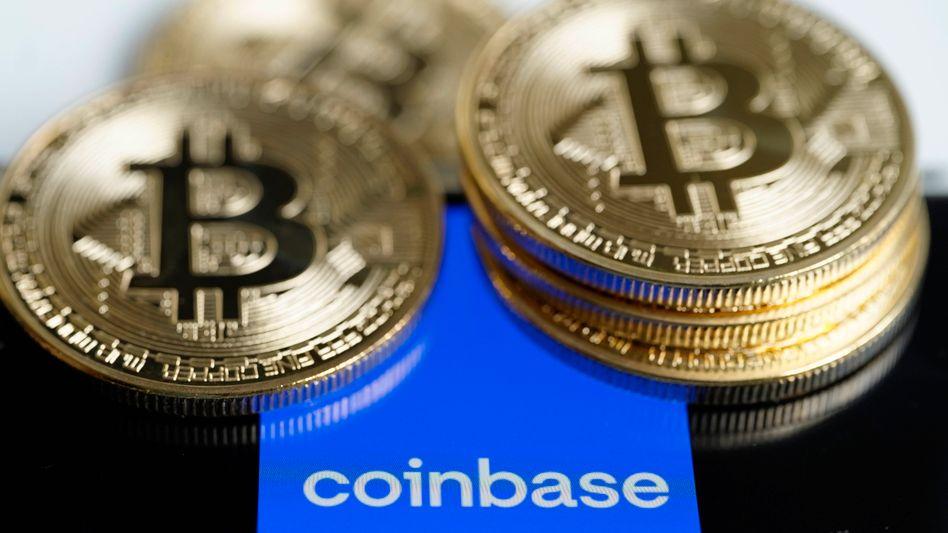 Coinbase: Die Kryptobörse verdient prächtig am Hype und digitale Währungen