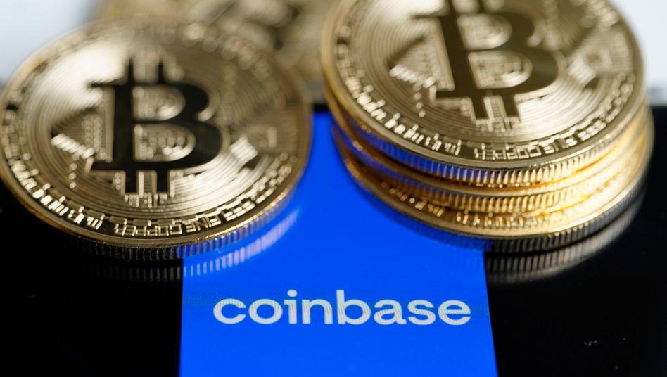 Bitcoin im Fokus: Coinbase macht als Handelsplattform für Kryptowährungen momentan blendende Geschäfte