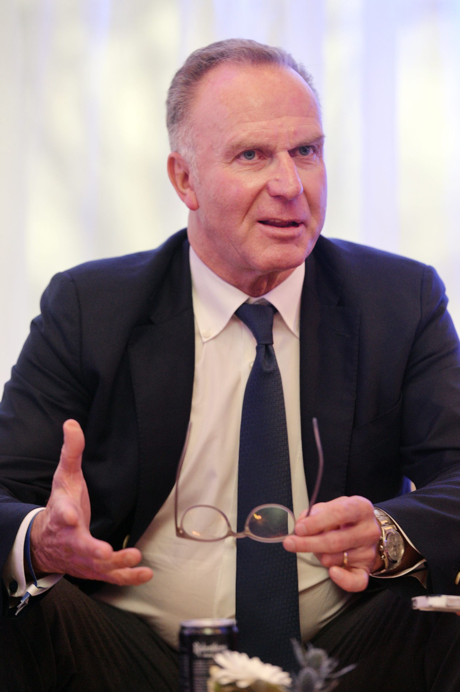 Interview Karl-Heinz Rummenigge