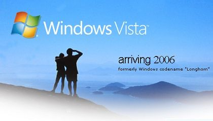 Soll Windows-XP ablösen: Windows Vista