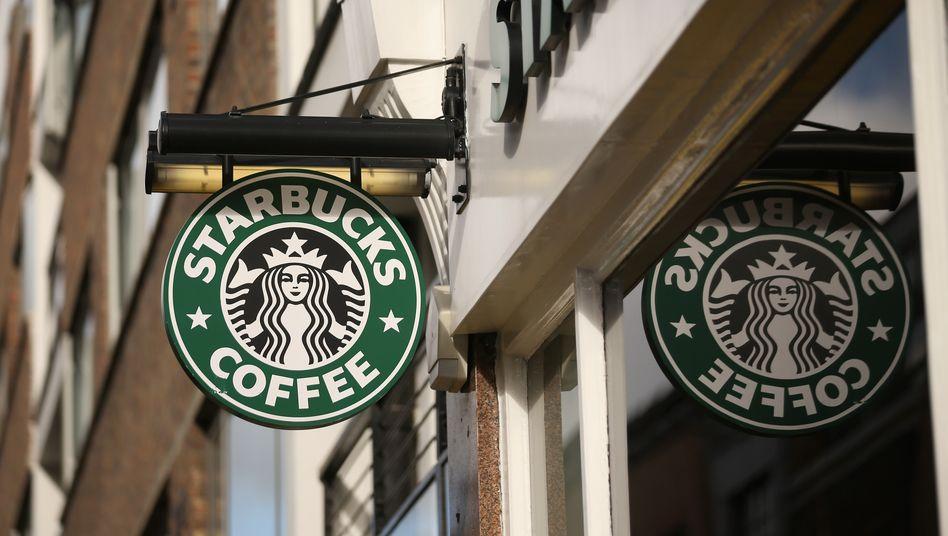 Starbucks-Filiale in London