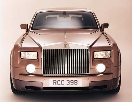 Rolls-Royce Phantom: Luxusmarke mit neuem Atem