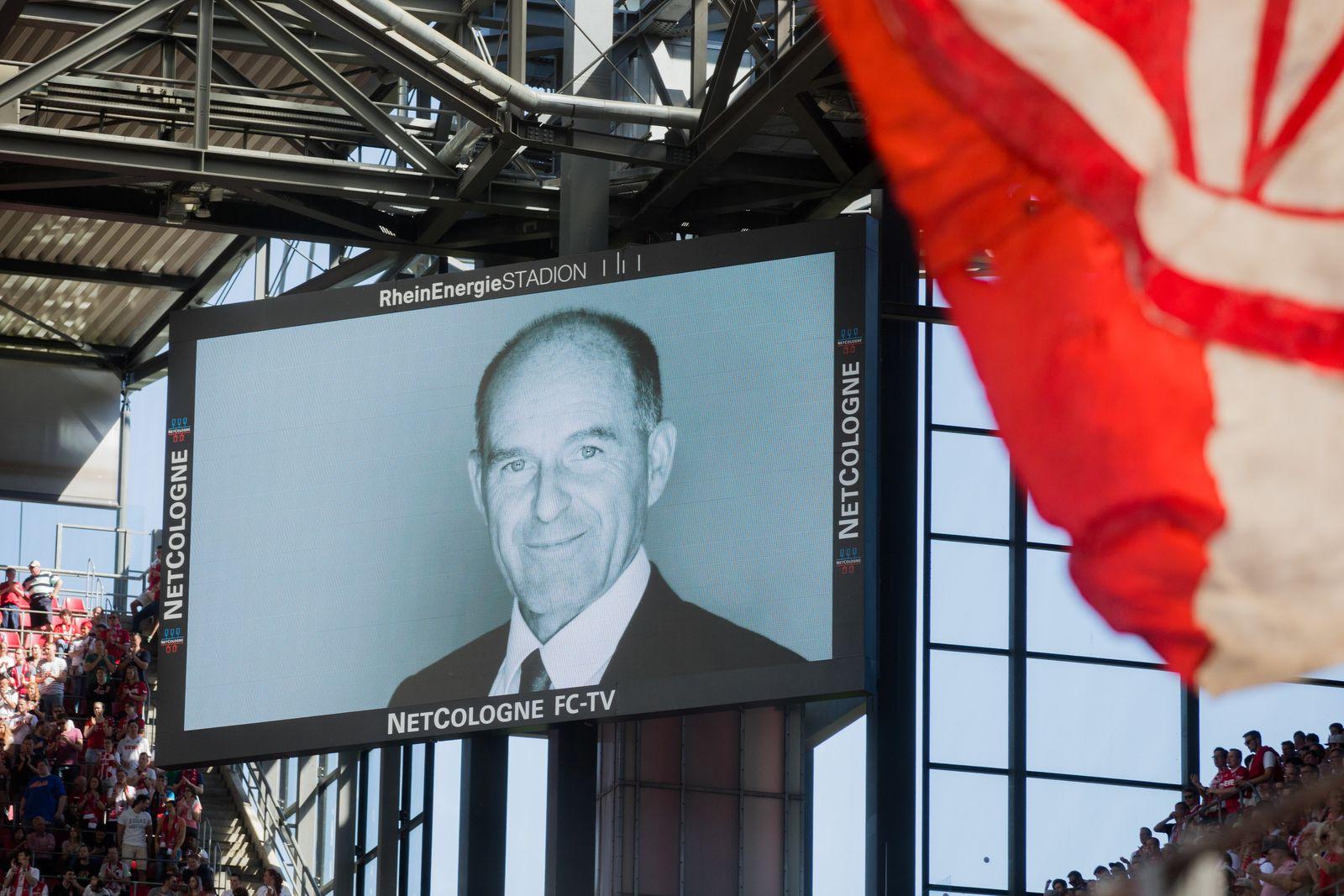 Gedenken an Karl-Erivan Haub