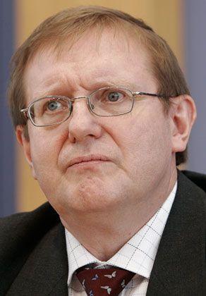 Rät zur Ruhe: Konjunkturchef Döhrn des Rheinisch-Westfälischen Instituts für Wirtschaftsforschung sieht keine ausgeprägte Deflationsgefahr