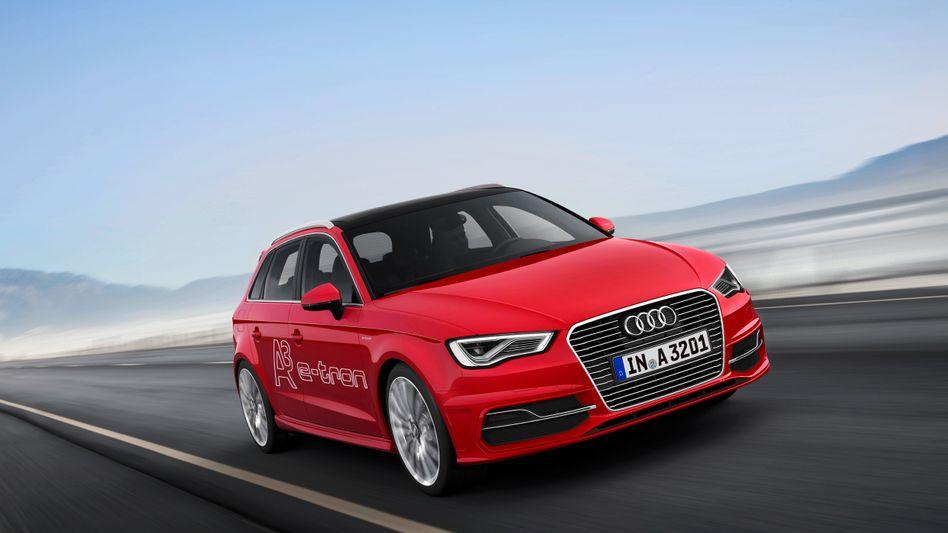 Audi A3 e-tron: Ein Geschenk, keine Bürde