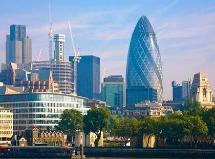 """IVG-Fondsobjekt """"Gherkin"""" in London: Die Bonner Firma hat sich seit 2004 prächtig entwickelt"""
