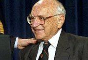 Milton Friedman: Eine Bilderbuchkarriere